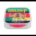 Sunline Siglon F P.5 Fluorescent Pink 6lb 330yds