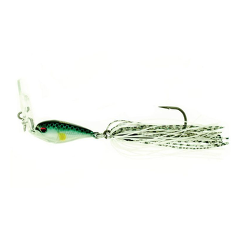 Lover Skirted Vibrating Jig 1/2oz Bolsena Shad