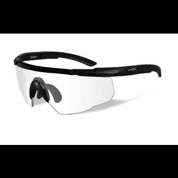 Wiley-X Saber Advanced Clear Lens/Matte Black Frame