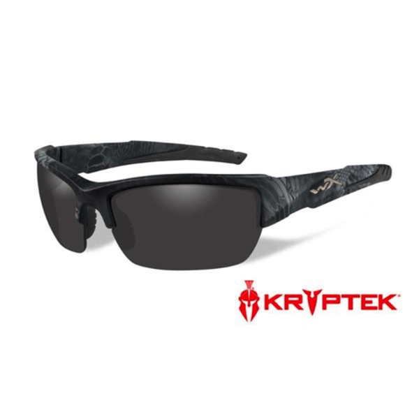 Wiley-X Valor Polarized Grey Lens/Kryptek Typhon Frame