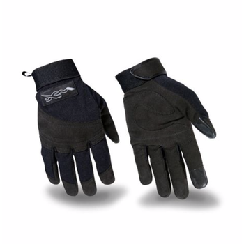 Wiley-X APX Glove, Black, XXL