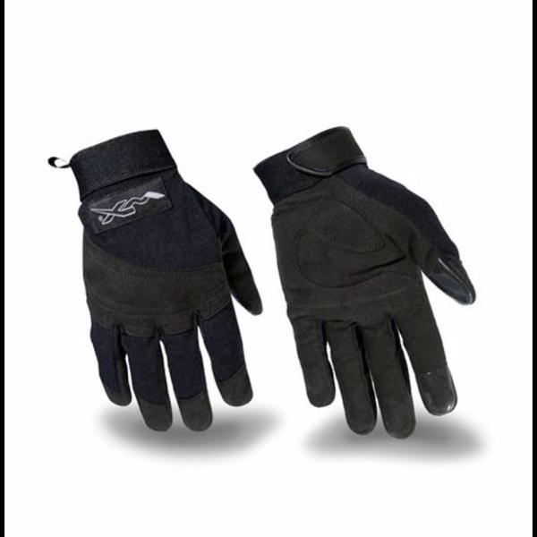 Wiley-X APX Glove, Black, XXL