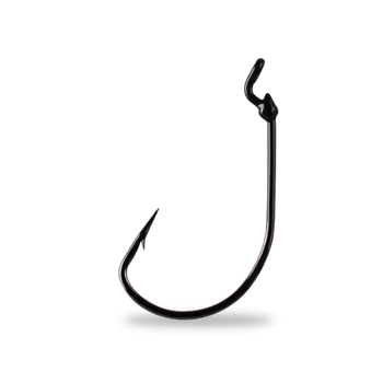 Mustad Ultra Point Grip-Pin KVD Plastics Hook. 6/0 5-pk