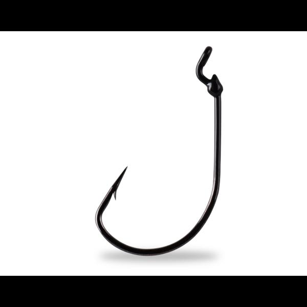 Mustad Ultra Point Grip-Pin KVD Plastics Hook. 6/0 5-pk