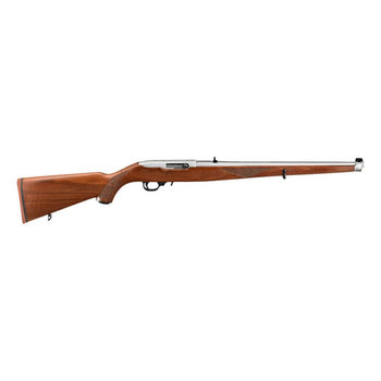 Ruger 10/22 22LR Mannlicher Stainless Semi Auto Rifle