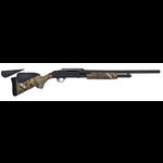 "Mossberg 500 Flex 12ga 24"" ISB Rifled LPA Trigger Matte Blue Slug Shotgun"
