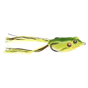 "Koppers Live Target Frog. 1-3/4"" Bright Green 1/4oz"