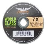 Fenwick World Class 2X 9.94lb Fluoro Tippet. 50yds