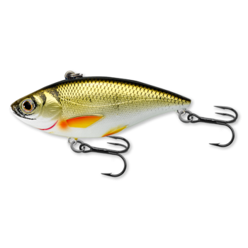 Koppers Live Target Golden Shiner RattleBait Glow/Gold 1/4oz