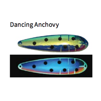 Moonshine Lures Magnum RV Series Dancing Anchovy