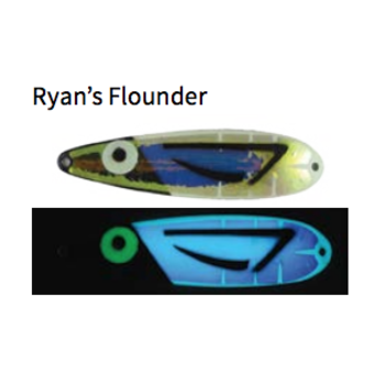 Moonshine Lures Magnum RV Series Ryan's Flounder