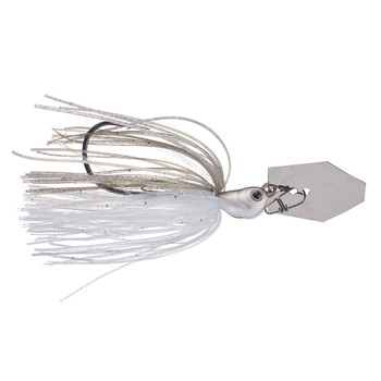 Z-Man Ever Green Jack Hammer. 3/8oz Clearwater Shad