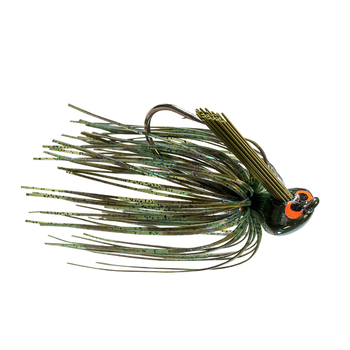 Z-Man 1/2oz CrossEye Flipping Jig. Candy Craw