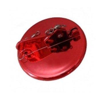 Torpedo Deep Sea Diver, Chrome Red
