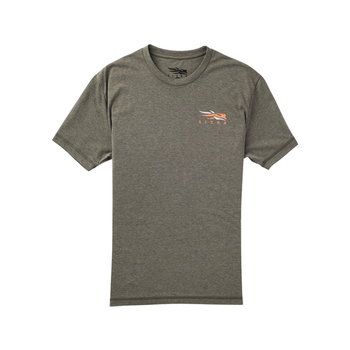 Sitka Broadhead Arrow Short-Sleeve T-Shirt, Pyrite, S