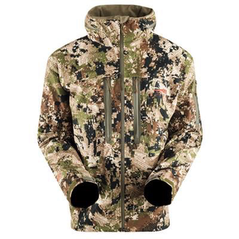 Sitka Cloudburst Jacket, Optifade Subalpine, M