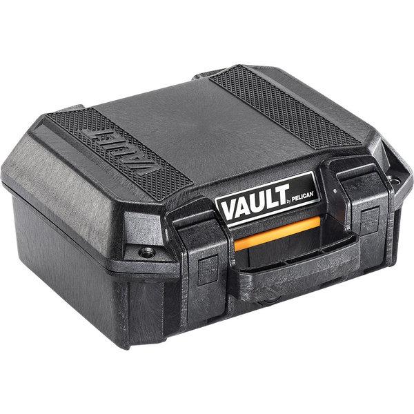 "Pelican Vault V100 Small Pistol Case 11""x8""x4.5"""