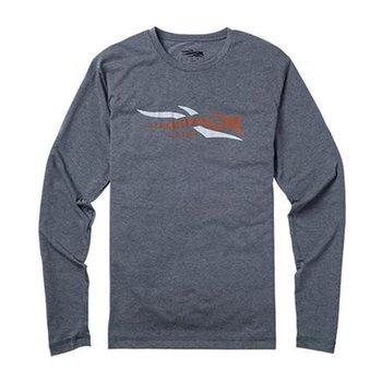 Sitka Logo Long Sleeve T-Shirt PB XXXL