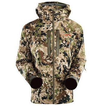 Sitka Stormfront Jacket, Optifade Subalpine, M