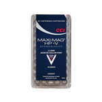 CCI Maxi-Mag HP+V Ammo 22 WMR 30gr Jacketed Hollow Point 50 Rounds