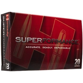 Hornady Superformance SST Ammo 338 Ruger Compact Magnum 200gr 20 Rounds