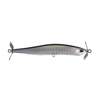 Duo Realis Spinbait 80 Ghost M Shad 3/8oz 3-1/8""