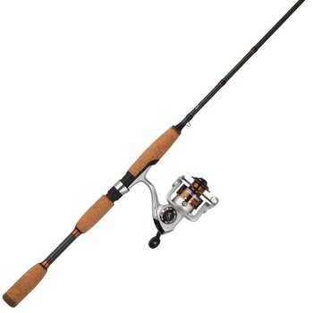 Pflueger Monarch 6'6L Spinning Combo. 2-pc