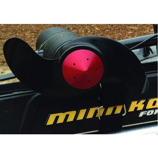 T-H Marine G-Force Eliminator Trolling Motor Prop Nut. Minn Kota 80lb+ Black