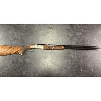 "Beretta 687 EELL 12ga Shotgun 30"" Sporting Over/Under w/Custom Stock, Hard Case & Chokes"