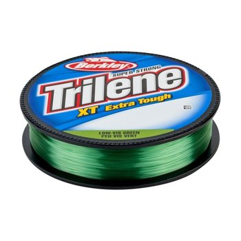 Trilene XT 17lb Low-Vis Green 300yd Spool