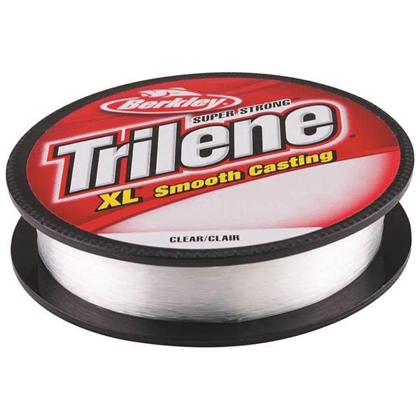 Trilene XL 8lb Clear 330yd Spool