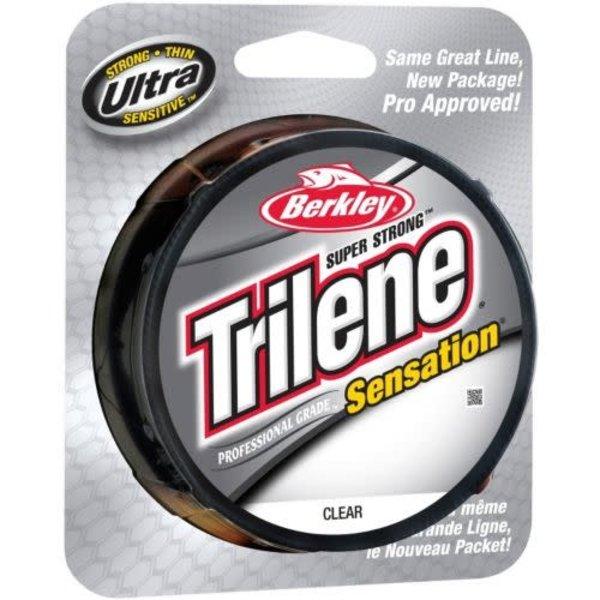 Trilene Sensation 10lb Clear 330yd Spool