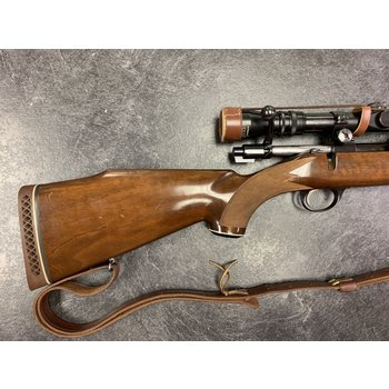 Sako Vixen 222 Rem Bolt Action Rifle with Scope
