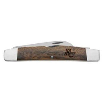 "Remington Remington Heritage 700 Series Folding Single Blade Drop Point Field Knife  2 3/4"" Blade"