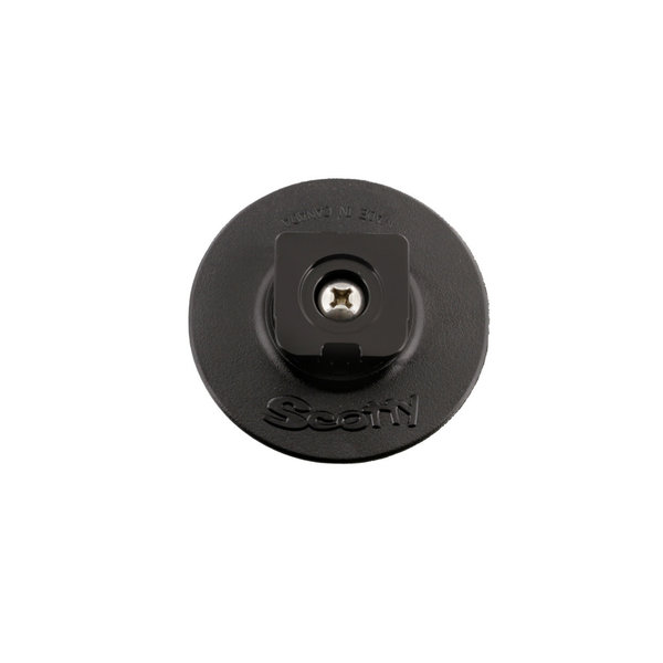 Scotty Cup Holder Button w/Stick-On Accessory Mount 3""