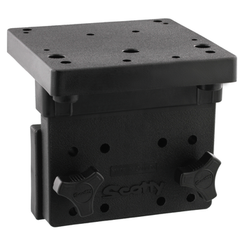 Scotty Right Angle Side Gunnel Mount