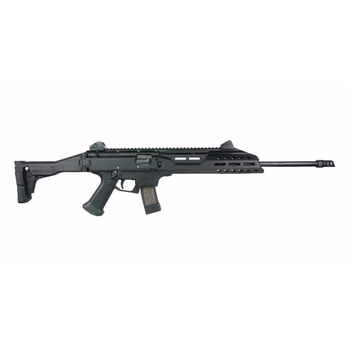 "CZ Scorpion Evo 3 9mm 18.6"" BBL Black Non-Restricted Semi Auto Rifle"