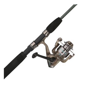 Shakespeare Ugly Stik Lady Camo Spinning Combo 6M. 2-pc