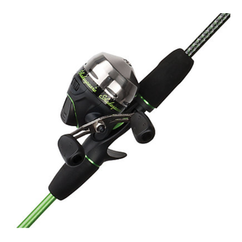 Shakespeare Ugly Stik GX2 Spincast Youth Combo. 6' 2-pc