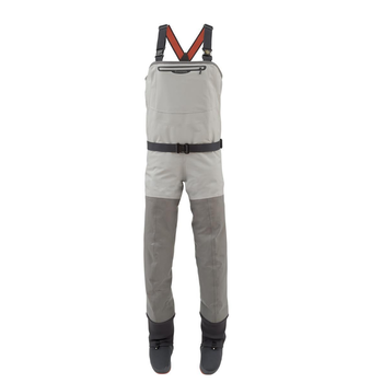 Simms Women's G3 Guide Stockingfoot Wader, Greystone, LK