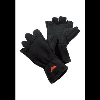 Simms Freestone Half-Finger Glove, Black, XL