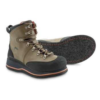 Simms Freestone Felt Wading Boot, Brown, 8