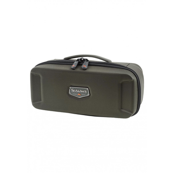 Simms Bounty Hunter Reel Case, Coal, M