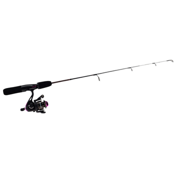 """Shakespeare Ugly Stik GX2 Ladies Ice Combo. 26""""L"""