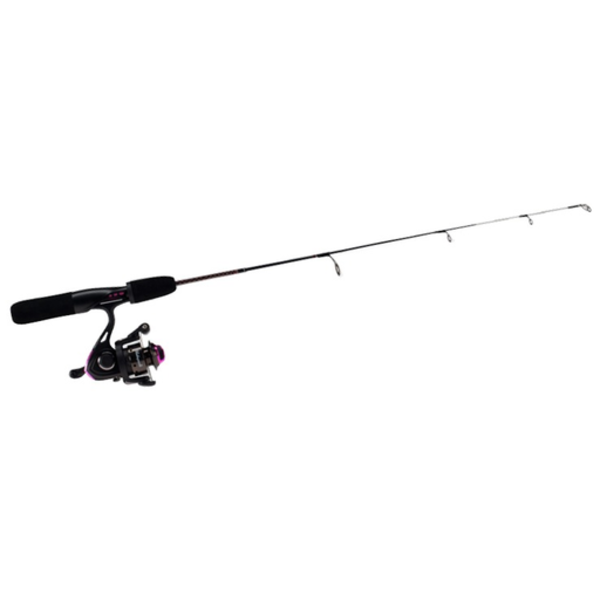 "Shakespeare Ugly Stik GX2 Ladies Ice Combo. 26""L"