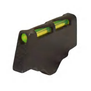 HIVIZ Litewave Interchangeable Front Sight for Ruger Blackhawk, Super Blackhawk, and Bisley Revolvers (Except for the .45 Colt Caliber)