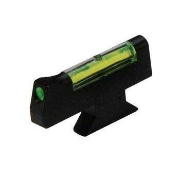 "HIVIZ Overmolded Green Front Sight for Smith & Wesson DX-style front sight revolvers.Fits models with .208"" sight Height"