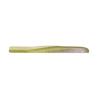 "Jackall Cross Tail Shad 4"" Purple Winnie 8-pk"