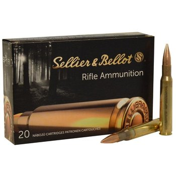 Sellier & Bellot .303 British 180gr FMJ  Ammunition