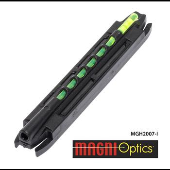 HIVIZ Magni-Hunter I Magnetic Shotgun Sight for Ribs from .230 to .330